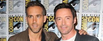 Hugh Jackman comemora aniversário de Ryan Reynolds no Twitter