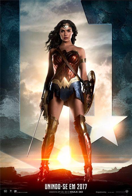 Resultado de imagem para a liga da justiça mulher  maravilha