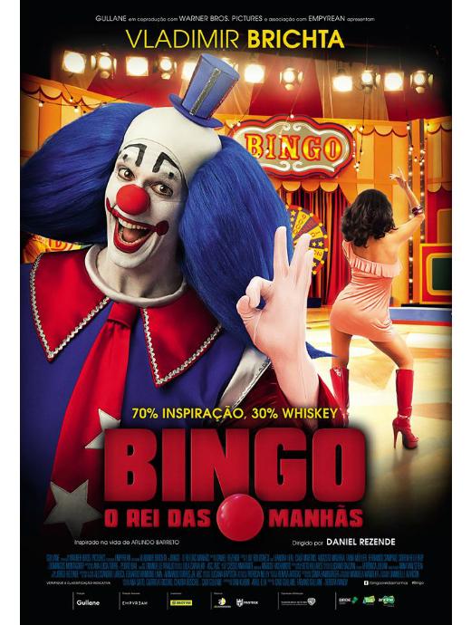 Baixar Bingo – O Rei das Manhãs Nacional Torrent