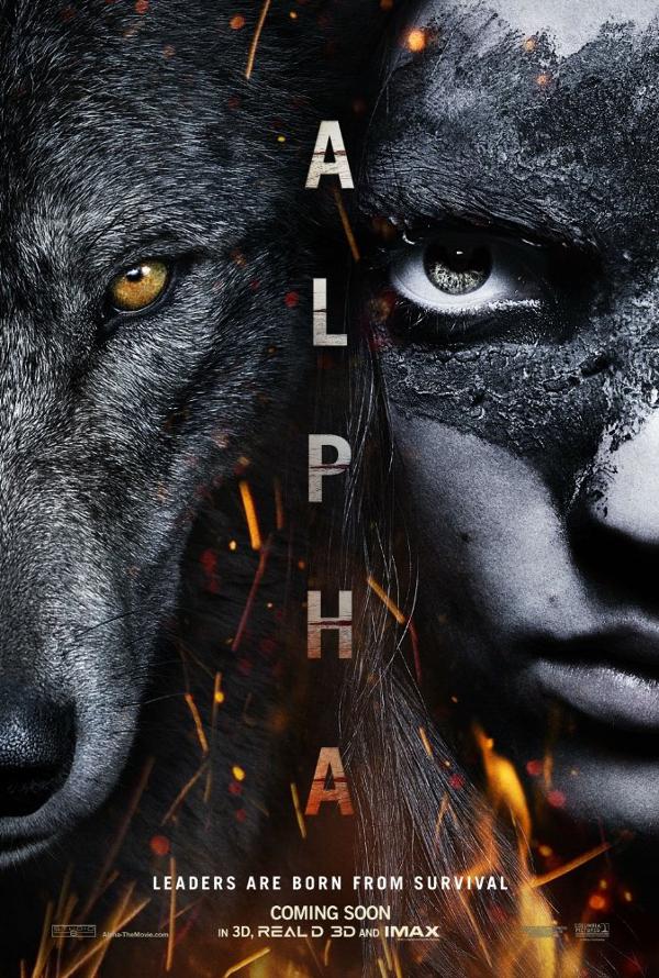Garoto e lobo unem forças para sobreviver no trailer da