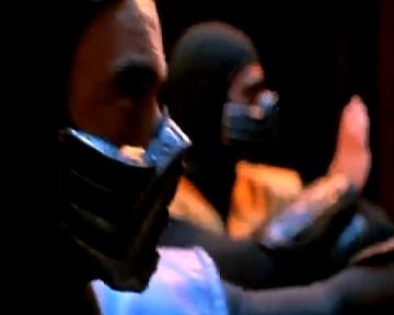 Mortal Kombat Trailer Original