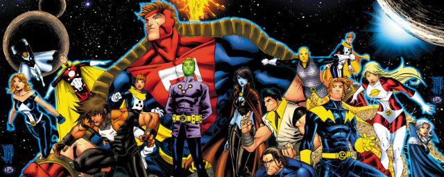 3b27ef9de Sucesso da Marvel com os Guardiões da Galáxia  Contra-ataque da DC com a  Legião dos Super-Heróis! - Notícias de cinema - AdoroCinema