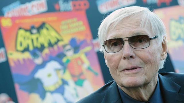 Resultado de imagem para Morre Adam West, o eterno Batman da série de TV dos anos 60
