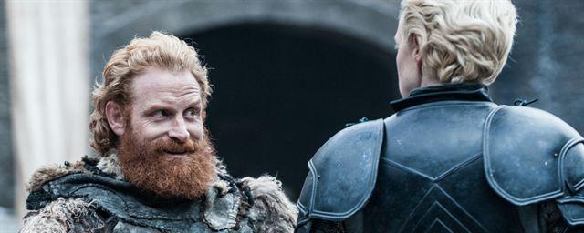 Game Of Thrones Cenas Entre Tormund E Brienne Foram Improvisadas Noticias De Series Adorocinema
