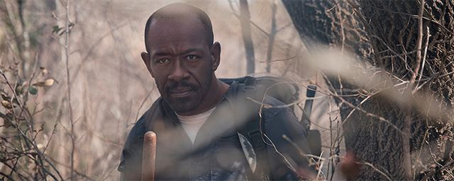 ae01e2c9cc Fear the Walking Dead  Lennie James fala sobre estrelar o crossover que