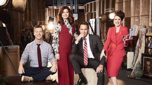 Resultado de imagem para Will & Grace: 11ª temporada será a última da série