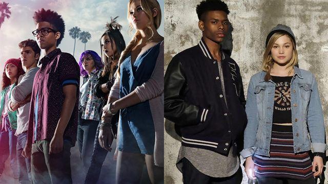 Resultado de imagem para Runaways: 3ª temporada de Fugitivos ganha trailer com Manto e Adaga