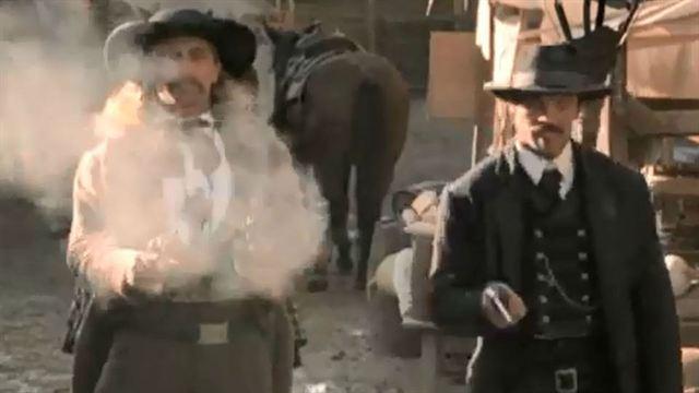 Deadwood 1ª Temporada Teaser Original