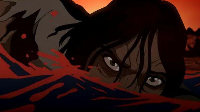 Watchmen - Contos do Cargueiro Negro Trailer Original