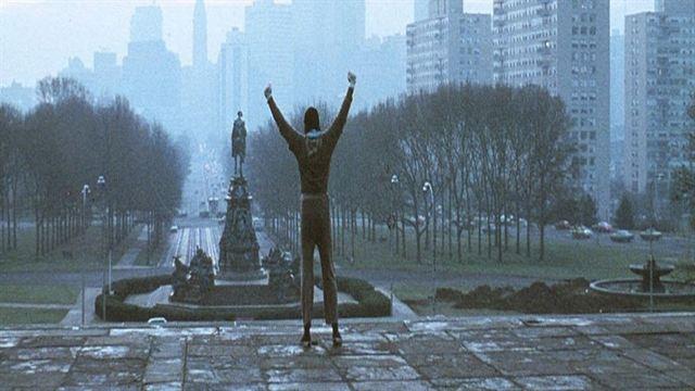 Rocky, um Lutador Trailer Original