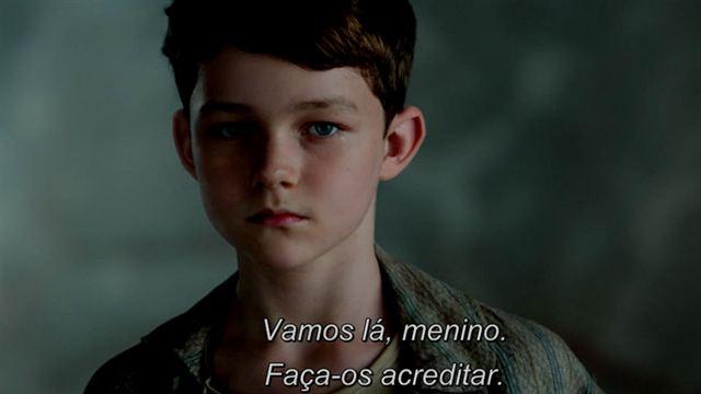 Peter Pan Trailer (2) Legendado