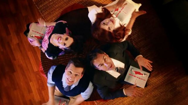 Will & Grace 9ª Temporada Trailer Original