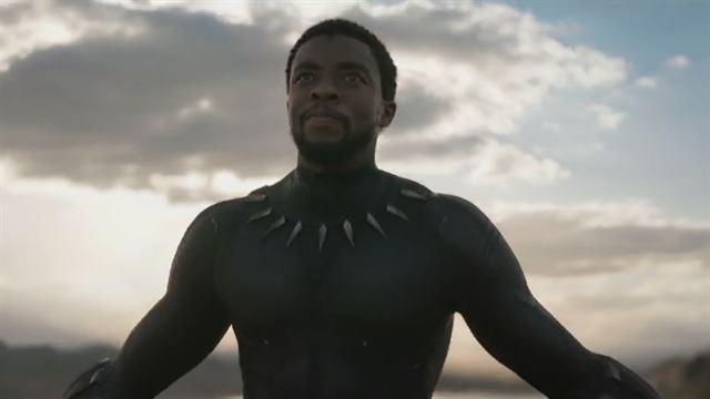 Pantera Negra Trailer Legendado
