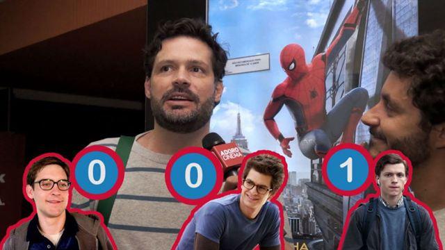 Homem-Aranha: De Volta ao Lar AdoroEstreia