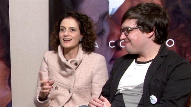 Fala Comigo Entrevista (1) Denise Fraga e Felipe Sholl