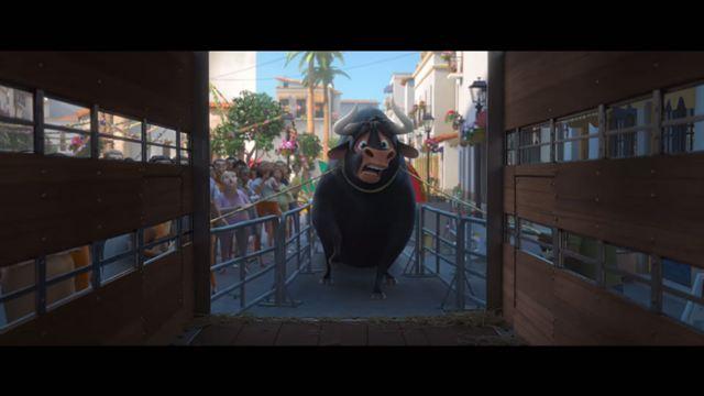 O Touro Ferdinando Trailer (3) Legendado
