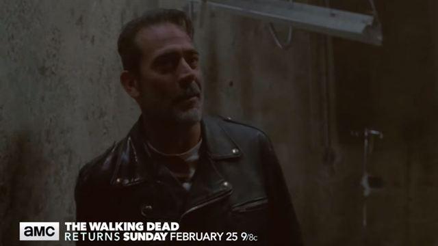 "The Walking Dead 8ª Temporada Trailer (2) Original 8B - ""Termina Agora"""