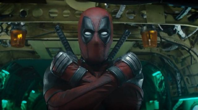 Deadpool 2 Trailer (2) Legendado