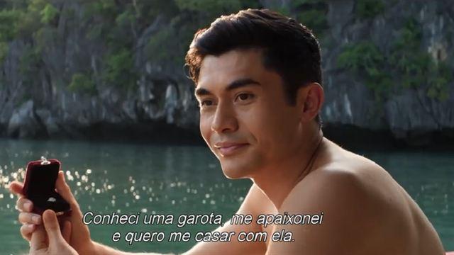 Podres de Ricos Trailer Legendado