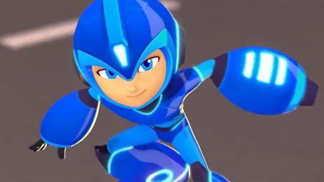 Mega Man: Fully Charged 1ª Temporada Trailer Original