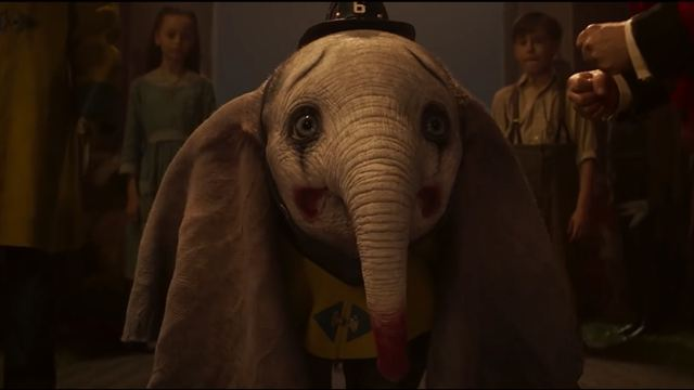 Dumbo Trailer Legendado