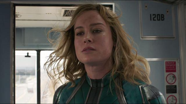 Capitã Marvel Trailer (3) Legendado