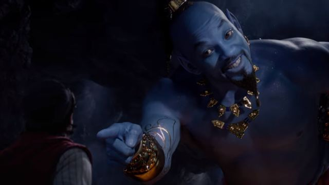 Aladdin Trailer Legendado