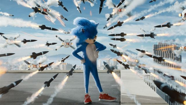 Sonic - O Filme Trailer (2) Legendado