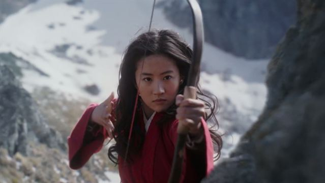 Mulan Teaser Legendado