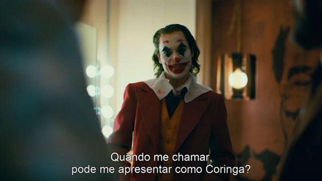 Coringa Trailer (2) Legendado