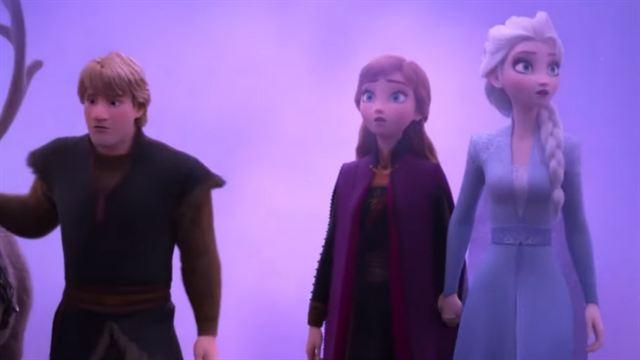 Frozen 2 Trailer (3) Dublado