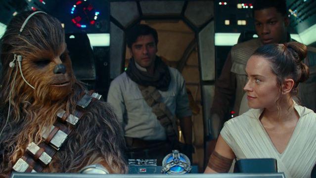 Star Wars: A Ascensão Skywalker Trailer Legendado