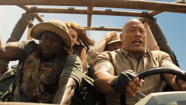 Jumanji: Próxima Fase Trailer Dublado