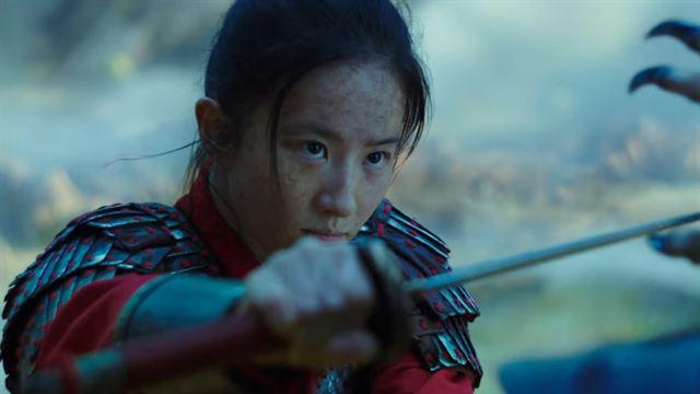 Mulan Trailer Original
