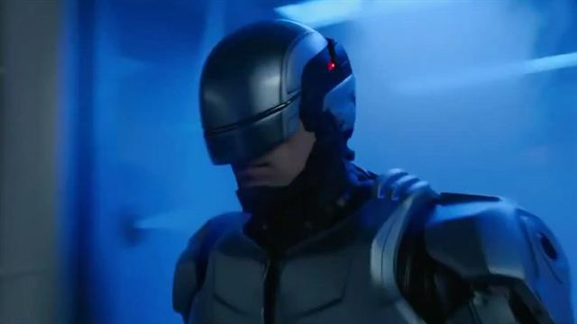 Robocop Trailer Original
