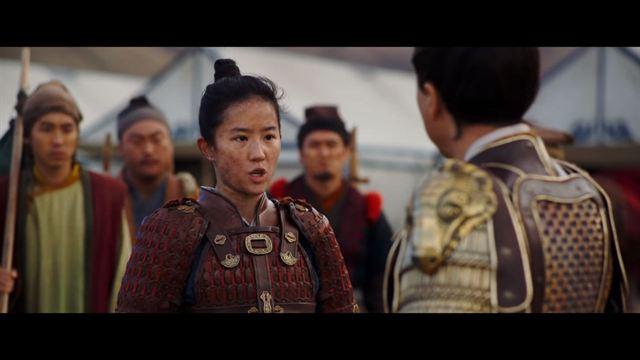 Mulan Teaser (2) Legendado