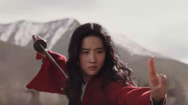 Mulan Trailer (2) Legendado