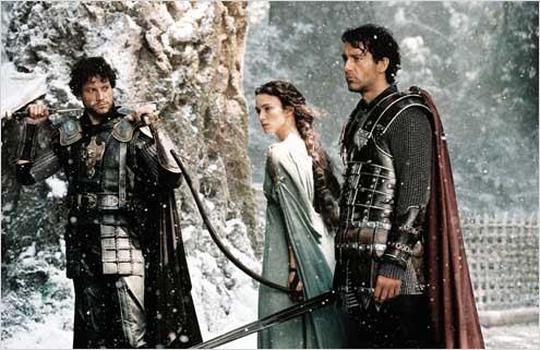 Rei Arthur : foto Antoine Fuqua, Clive Owen, Ioan Gruffudd, Keira Knightley