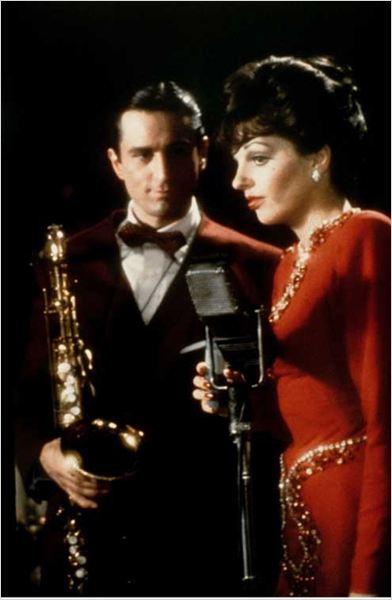 New York, New York : foto Liza Minnelli, Martin Scorsese, Robert De Niro