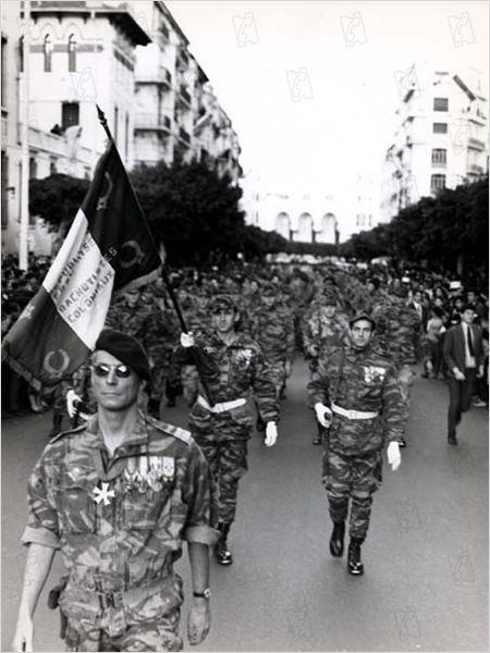 A Batalha de Argel : Foto Gillo Pontecorvo