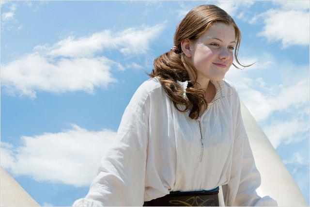 As Crônicas de Nárnia - A Viagem do Peregrino da Alvorada : foto Georgie Henley