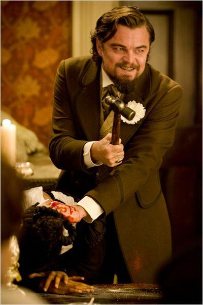 Django Livre : foto Leonardo DiCaprio