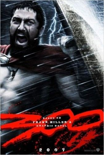 300 : poster
