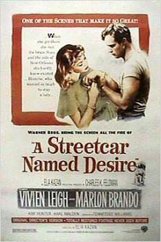 Uma Rua Chamada Pecado : poster