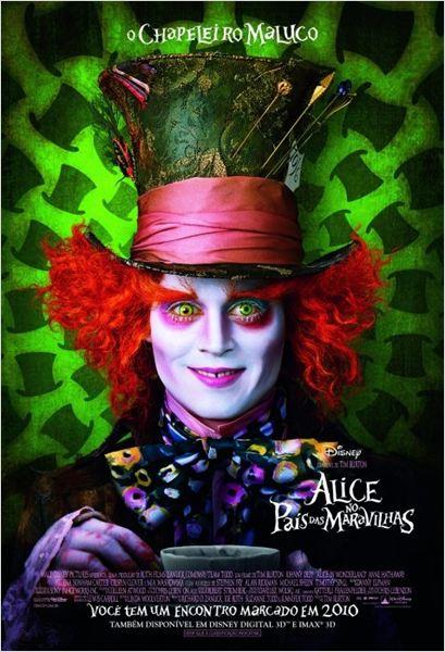 Alice no País das Maravilhas : poster