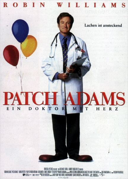 Patch Adams - O Amor é Contagioso : foto
