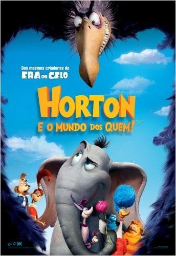 Horton e o Mundo dos Quem : poster