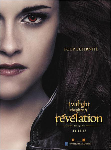 A Saga Crepúsculo: Amanhecer - Parte 2 : Poster Bill Condon, Stephenie Meyer