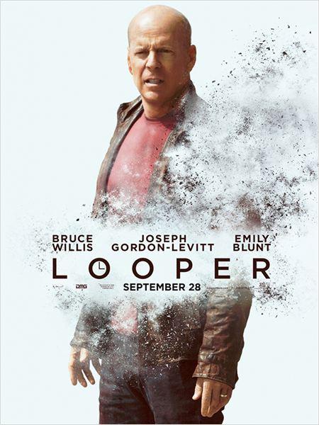 Looper - Assassinos do Futuro : Poster Bruce Willis