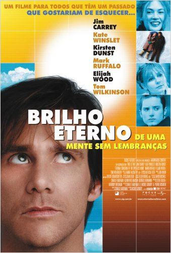 Brilho Eterno de uma Mente Sem Lembranças : poster